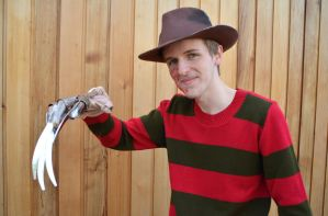 Freddy Kreuger Cosplay by masimage