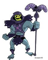Skeletor1 by Granamir30