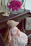 The little lady on the writing desk by dina-th