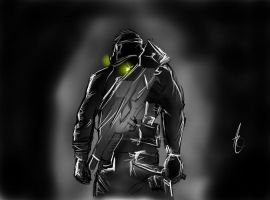 Splinter Cell by AntRobinson