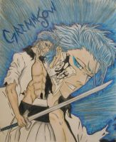 Grimmjow by YummyCupcake