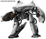 Mecha 0 by ucok-zs