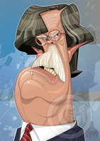John Bolton by RussCook