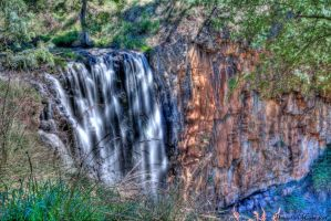 Trentham Falls HDR 2 by DanielleMiner
