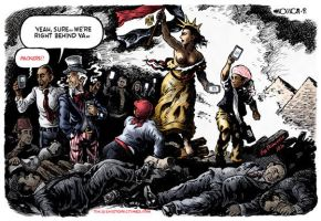 Liberty Leading the People by Deep-Hurting