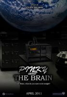 Pinky n' the Brain - the Movie by JaviDLuffy