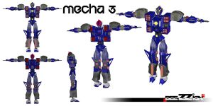 mecha 3 sheet by andry2fast
