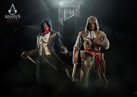 Assassins creed by Haji-san