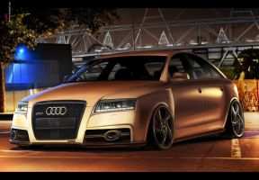 Stanced Matte A6 by Ayorius