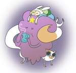 Lumpy Space Tea by Moogster