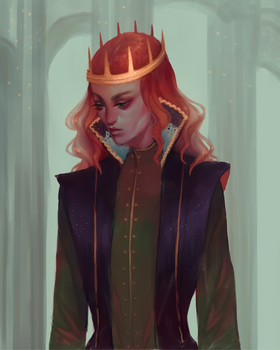 Gift art: Majestat by sachcell