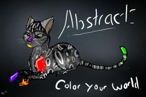 Abstract- Color your World by Alibi-cat