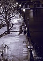 Lonely on a Saturday Evening by sican