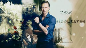 Tom Hiddleston wallpaper 11 by HappinessIsMusic