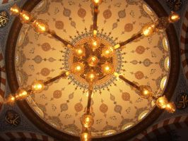 Under the chandelier by plainordinary1