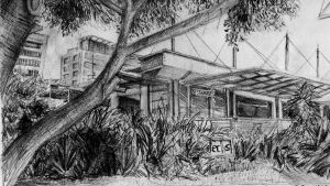 Outdoor drawing by codymcgrath