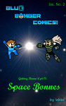 Issue 2 Cover by BlueBomberComics