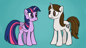 Twi and Phaidon by Bill-the-Pony