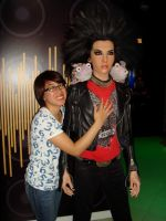 Me with Bill Kaulitz by Meowchee