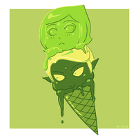 Ghirafice Cream by Z-Raid