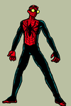 Project Rooftop Spider-Man 1 by leckford