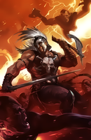 Ares by Aspersio