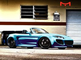 Mazda MX-5 Monster by galantaigeri