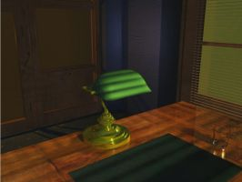 My first 3D project Image 3 by subedei7