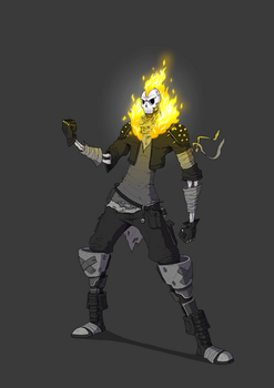 Ghostrider by no26