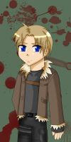 Leon Kennedy by shinolover55