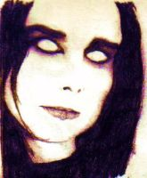 Dani Filth by LasRever