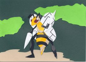 Beedrill by wandering-pen