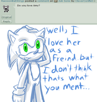 Sonic Question 1 by CleverConflict