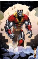 Tone Rodriguez's Colossus by Extreme74