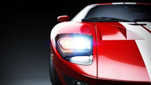 Ford GT Studio - Front by DistortedImagery