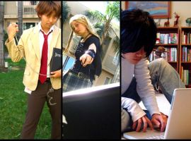 Death Note Cosplay by Chillerdragon