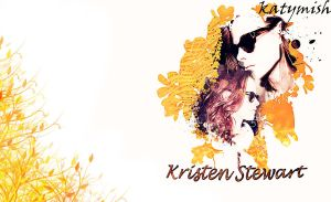 wallpaper de kristen by Katymish