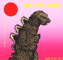 PRAY FOR JAPAN by juanrio5
