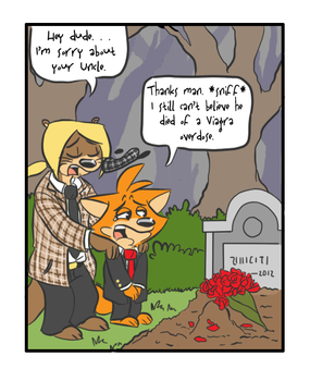 Fun in Funeral by TheFloatinghat
