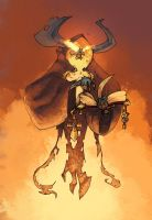 fire lich by locomotion