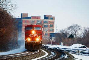 CP 243 rounding the bend by wolvesone