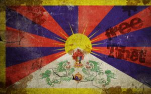 Free Tibet by Just-Johnny