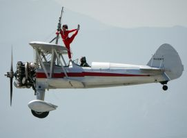 Stearman WingWalker by shelbs2