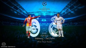 Galatasaray - Real Madrid Champions League by elifodul