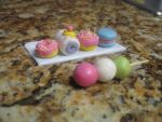 Candy Desserts (Not made out of clay!) by snowtiffany123