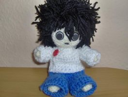L Amigurumi Death Note by hatschiii