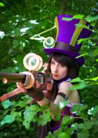 Caitlyn by eiphen