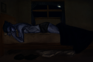Sleeping~ by Pulse-of-Gravity