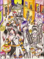 .:Halloween Night:. by Twigileia