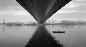 Under the bridge by MilanNikolaPetrovic